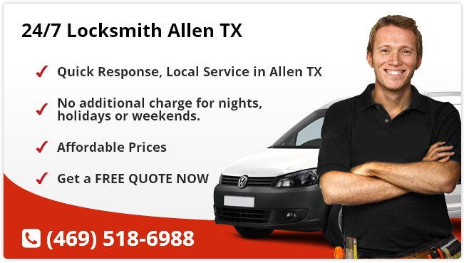 Allen TX Locksmith